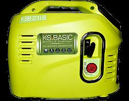 Інверторний генератор Konner&Sohnen KSB 21i S (2 кВт)