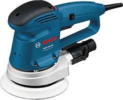 Ексцентрикова шліфувальна машина Bosch GEX 150 AC Professional (0.34 кВт, 150 мм) (0601372768)