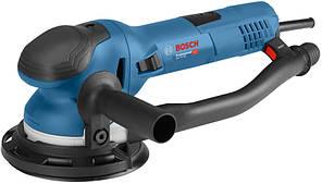 Ексцентрикова шліфмашина Bosch GET 75-150 Professional (0.75 кВт, 150 мм) (0601257100)