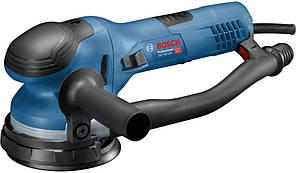 Ексцентрикова шліфмашина Bosch GET 55-125 Professional (0.55 кВт, 125 мм) (0601257000)