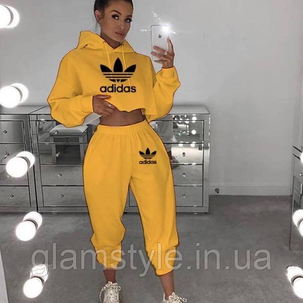 Женский спортивный костюм Adidas. Супер качество!