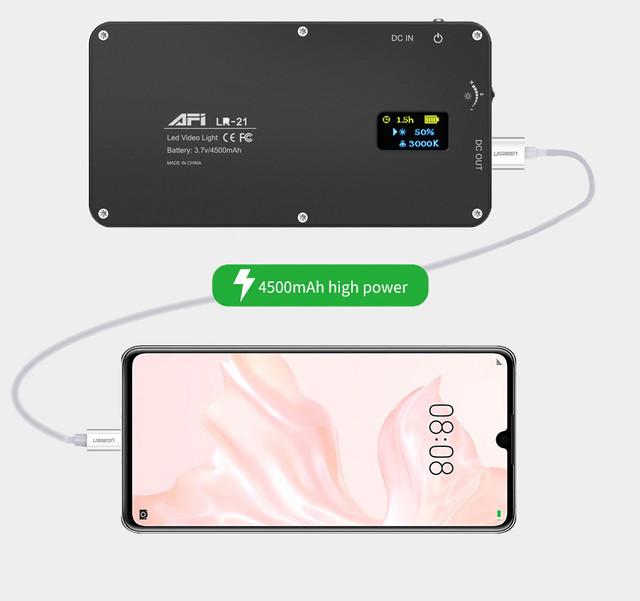 afi lr-21 зарядка телефона как power bank