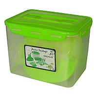 Набор для пикника 65 предметов R30213, зеленый