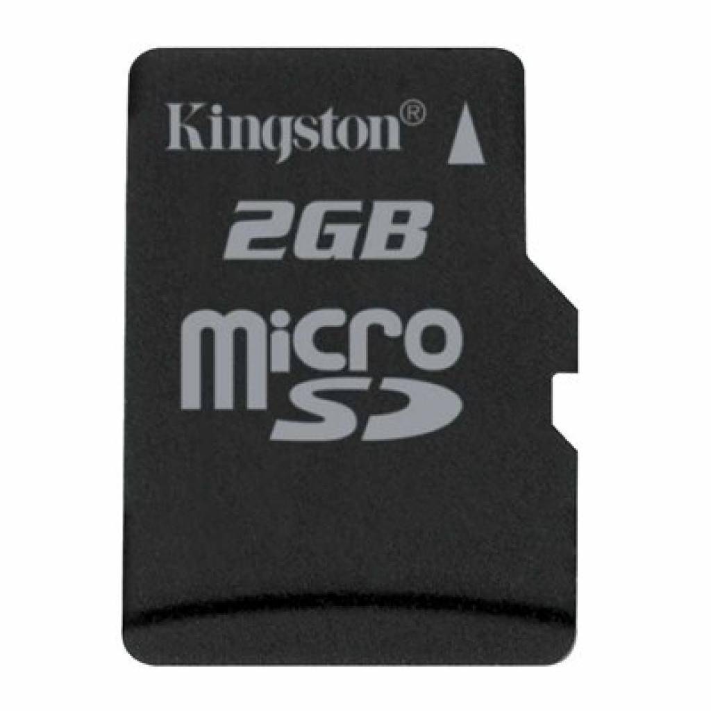 Карта памяти KINGSTON SD mic 2Gb MMC