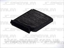 Фильтр салона (угольный) Logan, Duster, Sandero, Renault Clio II, III JC PREMIUM B41012CPR