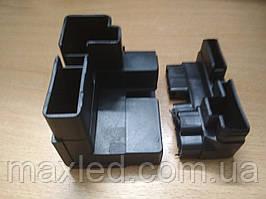 Пластиковый уголок профиль 4590 для P10 модулей 6м