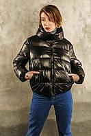 Женская демисезонная куртка VIDLIK W1 черная