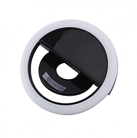 Селфи кольцо Selfie Ring Light RK-12, фото 1