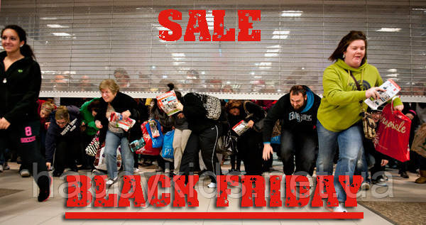 Грандиозной распродажа года Black Friday! Скидки до 500 грн на Reima, Lassie и Gusti!