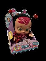 Кукла Пупс Плакса ABC Cry Babies Плакса Божья Коровка