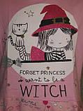 Комплект дитячої домашнього одягу для дівчинки рожевий, фото 2