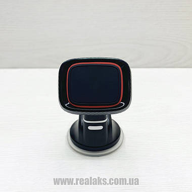 Магнітний автомобільний тримач для телефона Magnetic H-CT302 (чорний), фото 3