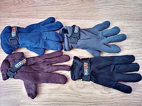 Зимние мужские перчатки Sport
