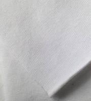 Интерлок отбелка (белый) хлопок 100% (гребенной)