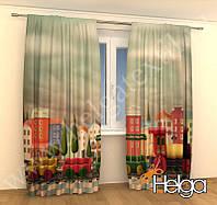 Фото шторы  Детский Мир