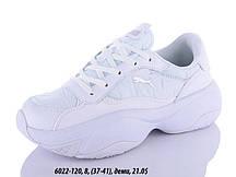 Кроссовки подростковые Puma оптом (37-41)