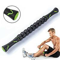 Роликовий масажер для м'язів всього тіла Muscle stick