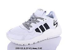Подростковые кроссовки Adidas Jogger оптом (37-41)
