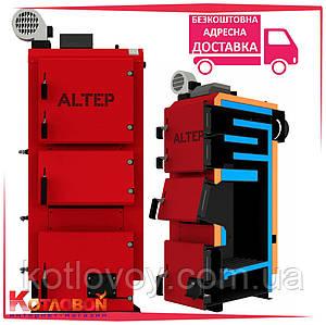 Твердотопливный котёл длительного горения Альтеп Дуо (Altep DUO) 15 кВт