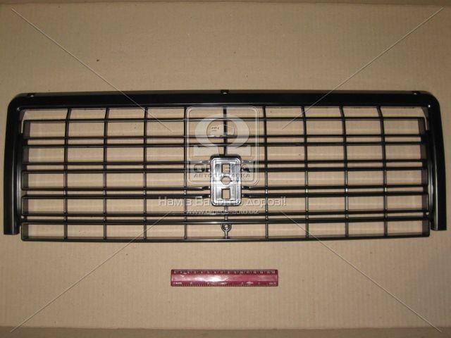 Решітка радіатора ВАЗ 2107 (чорна) (Росія). 2107-8401014-01