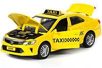 Машинка Металлическая Toyota Camry Taxi, фото 1
