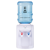 Кулер для води Ecotronic K1-TE White