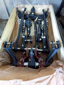 Навеска задняя 70-4605010 (трактора МТЗ-80, МТЗ-82) в сборе