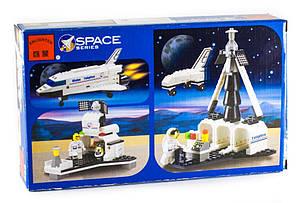 """Конструктор """"Космический шаттл"""" 125 деталей Brick-509 (аналог LEGO 3367), фото 2"""