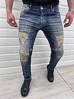 Мужские джинсы Plein