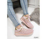 Кросівки золота п'ятка, фото 1