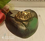 """Мыло ручной работы """"Шоколад и мята"""", фото 3"""