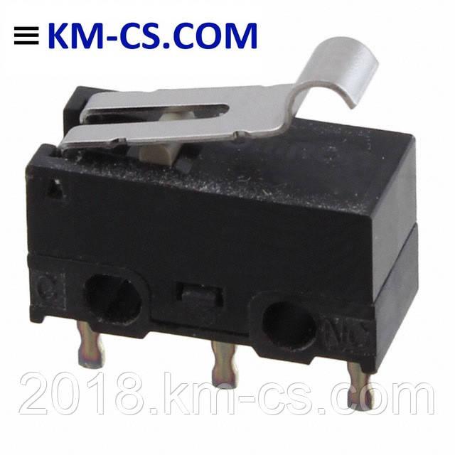 Кінцеві вимикачі (Limit) D2F-01L3 (Omron)