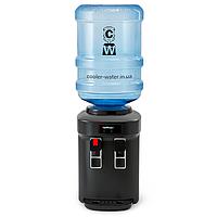 Кулер для воды HotFrost D65EN Black