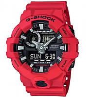 Наручні кварцові годинники G-SHOCK-3 червоні, будильник/календар/таймер, спортивні годинники G-SHOCK, годинник