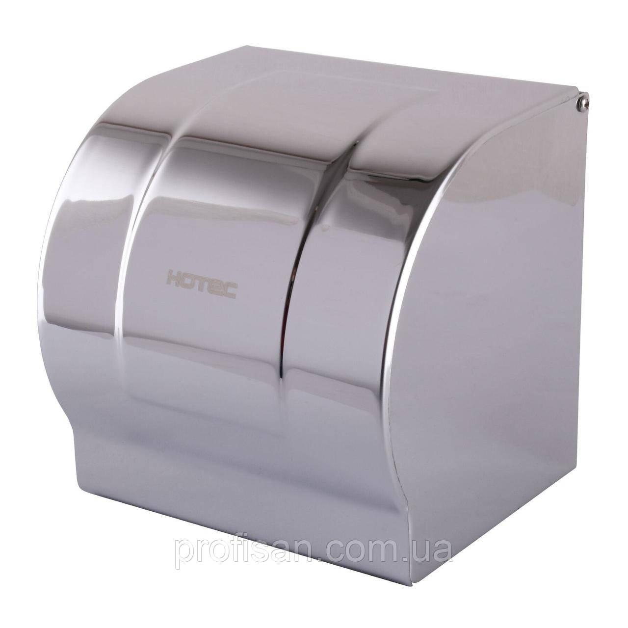 Держатель для туал. бумаги HS-228 (2619)- stainless steel