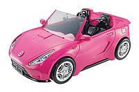 Автомобиль машина Барби гламурный розовый кабриолет Barbie Glam Convertible
