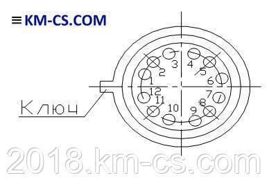 Усилитель ОУ 140УД1Б(AU) (Квазар-ИС)