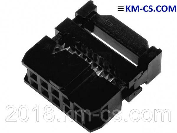 IDC плоскі кабелі (Ribbon), D-Sub IDC-10
