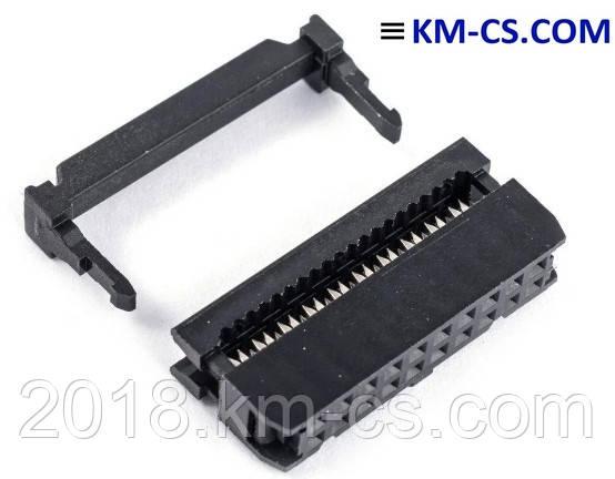 IDC плоскі кабелі (Ribbon), D-Sub IDC-20