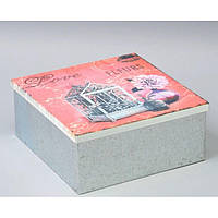 Металлическая коробка для подарка FF0207, из 3 шт, Коробки декоративные, Коробочки для вещей, Коробки для, фото 1