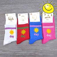 Шкарпетки з приколами демісезонні V. I. P. DAY асорті 36-41 розмір НМД-0510718