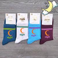 Шкарпетки з приколами демісезонні V. I. P. NIGHT асорті 36-41 розмір НМД-0510719