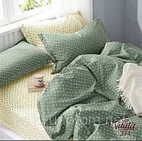 Комплект постельного белья Viluta Сатин Твил № 394 двухспальный