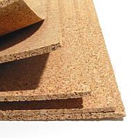 Пробковый лист 5мм - 915х610мм крупнозернистый Texas