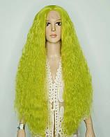 Парик на сетке Lace Wig Lime, фото 1
