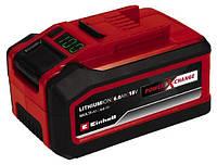 Аккумулятор Einhell Power-X-Change Plus Multi-Ah 18 В Li-Ion 4-6 Aч