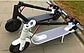 Електросамокат Xiaomi Mi Electric Scooter M365 + APP (MiniRobot) White Аналог ГАРАНТІЯ, фото 9