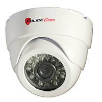 AHD камера видеонаблюдения PoliceCam PC-317AHD
