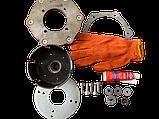 Комплект установки кит. двигателя на Мтз-0,5 эконом (бензин,в сборе с корзиной под двигатель шлиц 20мм), фото 2