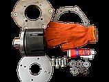 Комплект установки кит. двигателя на Мтз-0,5 эконом (бензин,в сборе с корзиной под двигатель шлиц 20мм), фото 4